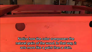 Youtube Red Color Behr Redwood Stain No 9 Youtube