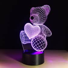 Creative Lovely How To Change by Aliexpress Com Buy Shape Acrylic Led