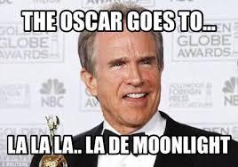 Oscar Memes - oscars 2017 los memes se ceban con el error garrafal de los oscar