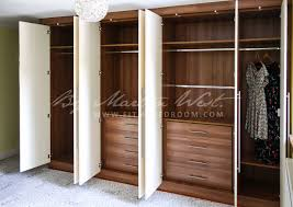 Luxury Fitted Bedroom Furniture Quality Custom Made Fitted Wardrobes By Martin West Interiors
