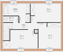 plan maison 4 chambre plan de maison a etage 4 chambres ginecomastie info