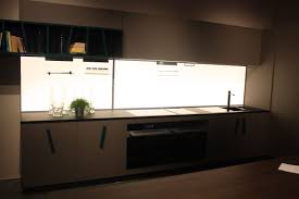 Gray Backsplash Kitchen Backsplash Lighting Different Ways In Which You Can Use Led Lights
