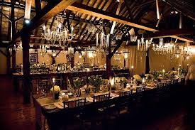 Crystal Barn Barn Wedding Venues U2013 From Romantic And Rustic To Chic And Glamorous
