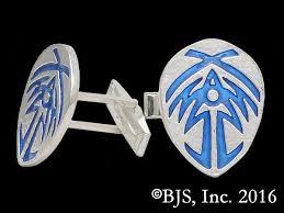 Storm Light Archive Bridge Four Badge Cufflinks