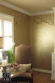 metallic room surface finishes u2014 ah u0026 co decorative artisans