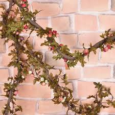 Vintage Rose Home Decor by Online Get Cheap Vintage Artificial Flower Garland Aliexpress Com