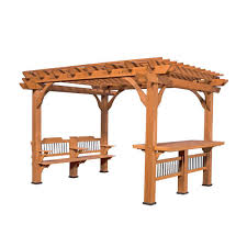 Home Depot Pergola Kit by Backyard Sheds Menards Simple Outdoor With Great Garage Kits