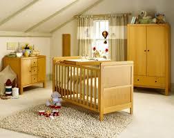 solid wood nursery furniture sets baby nursery brown varnished wood cradle bookshelves with