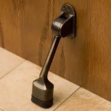 door stops door stoppers signature hardware