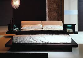 Modern Platform Bed Modern Platform Bedroom Set