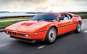 Bmw M1 Coupe Net Cars Show Bmw M1 Coupe 1978 81