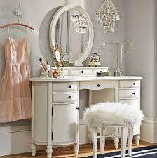 vanity set with mirror and stool bedroom vanity sets with round
