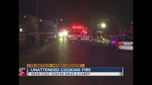 North Las Vegas Crime Map by Update Unattended Cooking Cause Of North Las Vegas Fire That