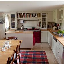 white house family kitchen traditional family kitchen with white cabinetry also wooden worktop