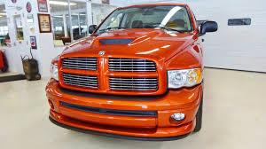 Dodge Ram Orange - 2005 dodge ram daytona magnum hemi slt stock 640831 for sale