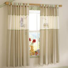 Baby Nursery Curtains Window Treatments - statuette of striking blackout curtains for the nursery home