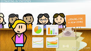point u0026 interval estimations definition u0026 differences video
