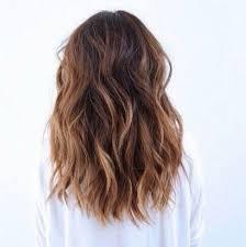 medium length hair with ombre highlights medium length brown hair ombre new haircuts for short medium