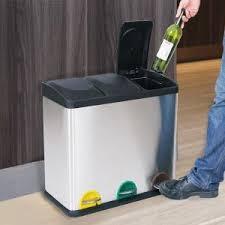 poubelle de cuisine tri selectif poubelle de cuisine tri selectif achat vente poubelle de