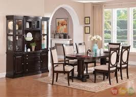 Cherry Wood Dining Room Tables by 28 Transitional Dining Room Sets Tony Transitional Dark