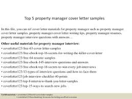 top 5 property manager cover letter samples 1 638 jpg cb u003d1434615071