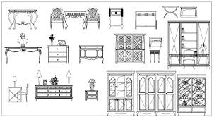 Neoclassical Decor 115 Best Interior Design Cad Details Best Recommand Free