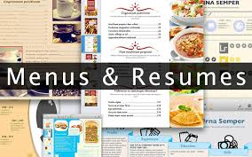 menu template for mac ideas of menu template for pages mac free in free