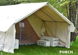 wall tent wilderness hunting tent package