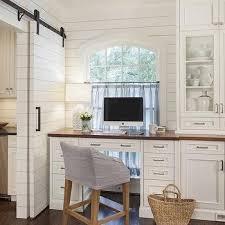 Kitchen Desk With Hutch Glass Front Kitchen Hutch Design Ideas