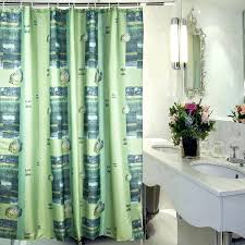tropical fish shower curtain deep sea fish shower curtains polyester bath curtains for bathroom sea life