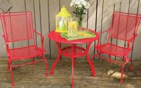 Best Way To Paint Metal Patio Furniture The Best Way To Paint Metal Outdoor Furniture Painted Furniture