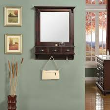 One Way Mirror Bathroom by One Allium Way Camilla Wall Organizer Mirror U0026 Reviews Wayfair