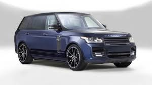 modified land rover this is a 250k range rover top gear