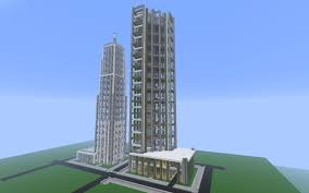 Modern City New Crafton A Detailed Modern City Finished Minecraft Project