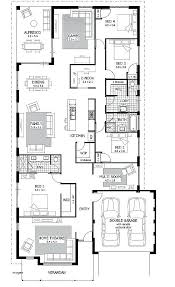 ranch floor plans with basement rectangle house plans new rectangular house plans modern rectangle