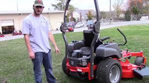 husqvarna m zt 61 zero turn lawn mower review youtube