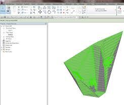 what revit wants using meshmixer to morph your revit topography