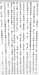 Amazon Beaded Curtains Amazon Com Shopwildthings Beaded Curtain Spangles Silver Metallic