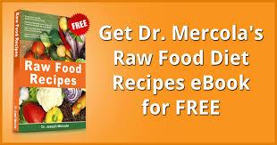 the raw food diet recipes ebook mercola com