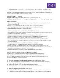 cover letter examples for office manager retail cover letter