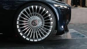 vision mercedes maybach 6 cabriolet debut motor1 com photos