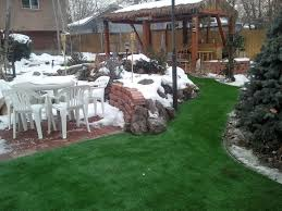 Backyard Landscaping Cost Estimate Synthetic Grass Cost Wenatchee Washington Lawn And Landscape