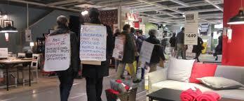 auchan si e social ikea auchan e il massacro dei diritti nella grande distribuzione