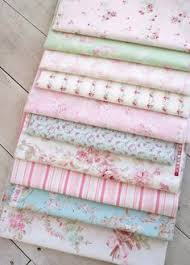 shabby chic pastel fabric from twins u0027 garden shop for curtains