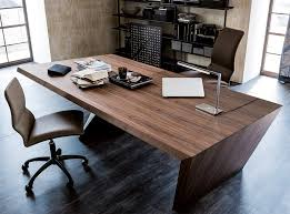 Nasdaq Office Desk By Cattelan Italia Cattelan Italia Brands