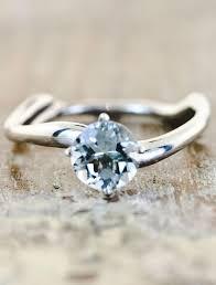 aquamarine diamond ring aquamarine engagement ring ken design