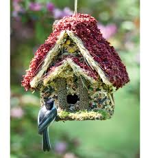 edible bird feeders edible bird seed wreaths bird seed houses