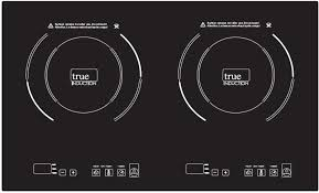 Induction Cooktop Temperature Settings Portable Double Burner Induction Cooktop