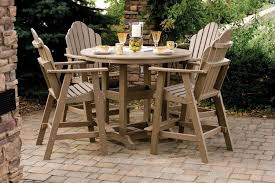 Wood Patio Furniture Sets Why Choosing Polywood Outdoor Furniture Better Than Wood Front