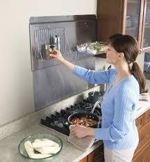Amazoncom Broan RMP Backsplash Inch Stainless Steel - Broan backsplash